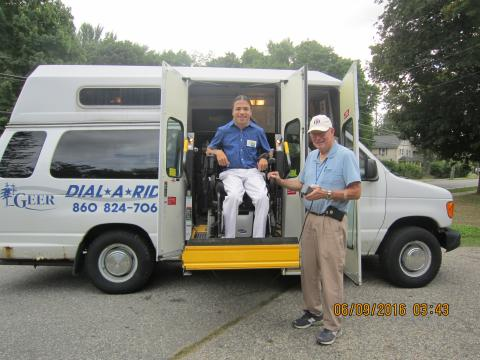 GEER Dial-a-Ride Client & Driver